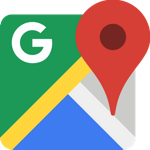 google maps cv menjemputberkah