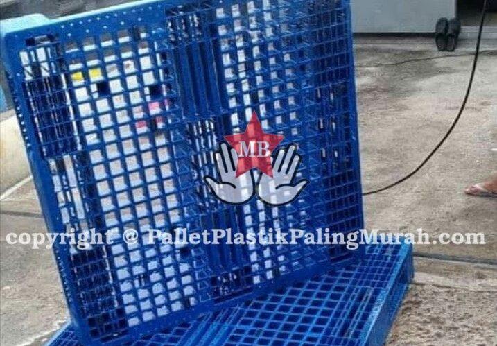 pallet plastik mudah di bersihkan