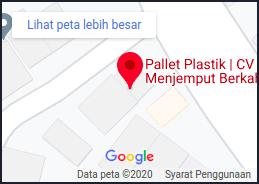 Google Maps CV Menjemput Berkah