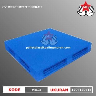 Pallet Plastik Baru #MB13