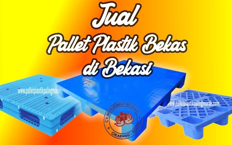 Jual Pallet Plastik Bekas di Bekasi