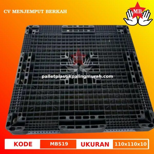 Pallet Plastik Second MBS19