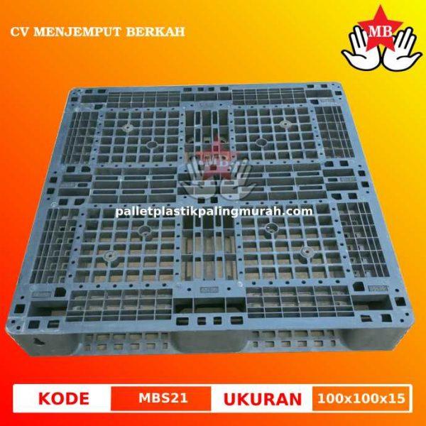 Pallet Plastik Bekas MBS21